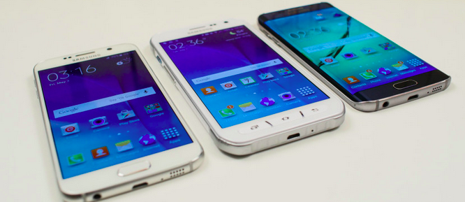 Galaxy S6 Series Phones