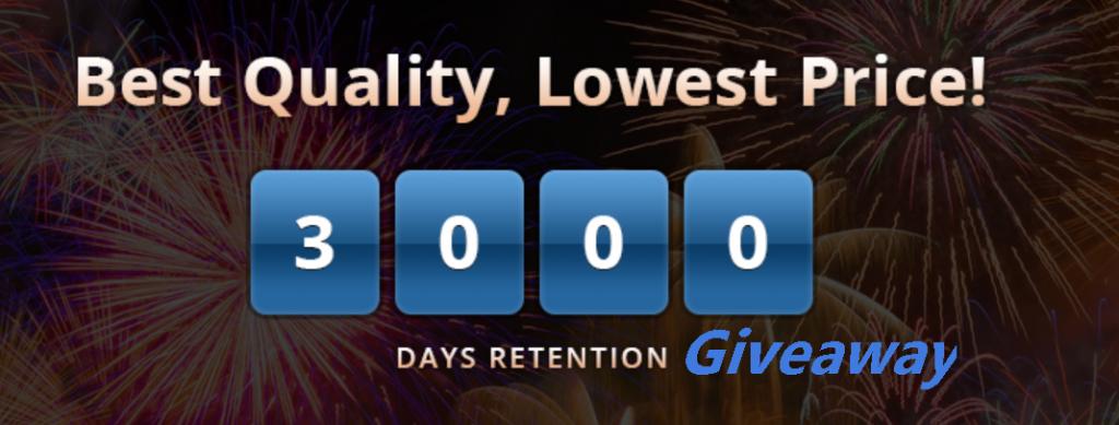 usenet giveaway